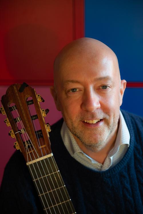 Coen Beijer docent gitaar
