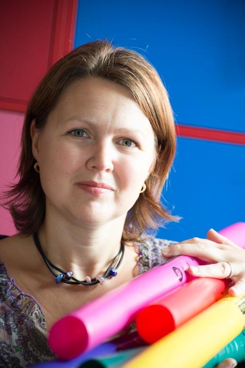 Petra Wouters muziek in het onderwijs