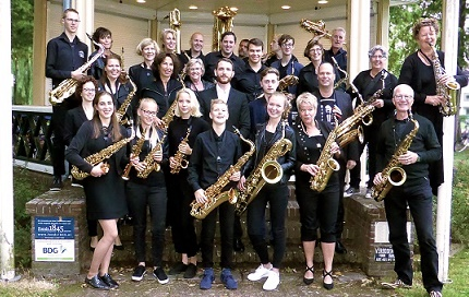 saxofoonorkest SaxUs