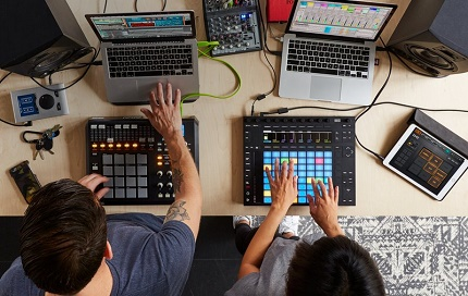 Drag & Drop: muziekproduceren met Ableton (14+)