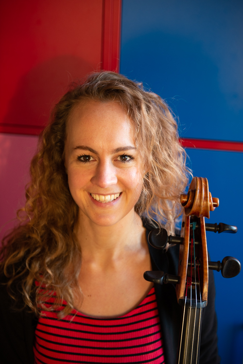 Judith Groen Cello docent
