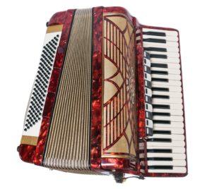 foto accordeonles Barneveld