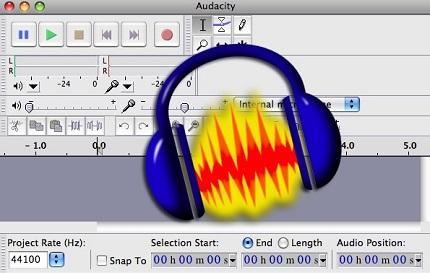 gratis online cursus audacity